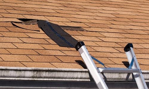 Roof Repair Deposit